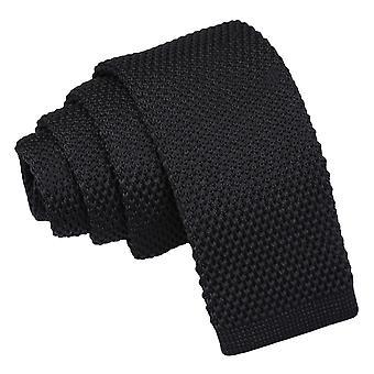 Black Tie für jungen gestrickt