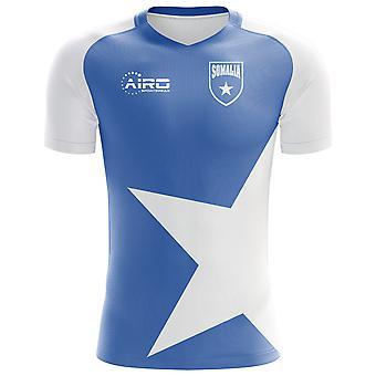 2020-2021 Somalia Strona główna Koncepcja Piłka nożna Koszulka