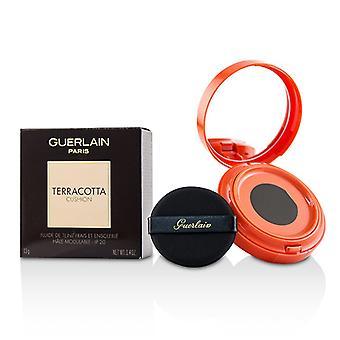 Guerlain Terracotta Cushion Fresh Bronzing Fluid Makeup Spf 20 - # Natural - 13g/0.4oz