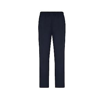 Wolsey 2 Pack Cotton Pyjama Bottoms - Navy/Blue
