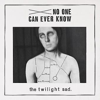 Twilight Sad - No One Can Ever Know [CD] USA import