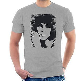 TV ganger Joanna Lumley 1976 menn t-skjorte