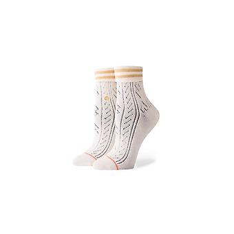Holdning Divine ankel sokker i off White