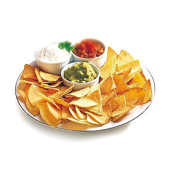 La Mexicana triángulo salado llano totopos