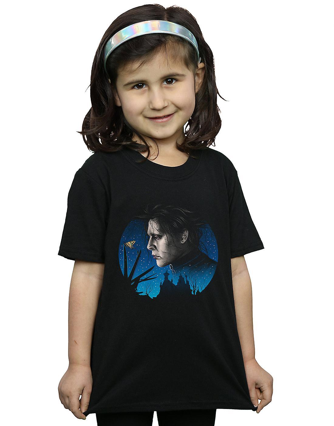 Vincent Trinidad Girls Scissored Gentleman T-Shirt
