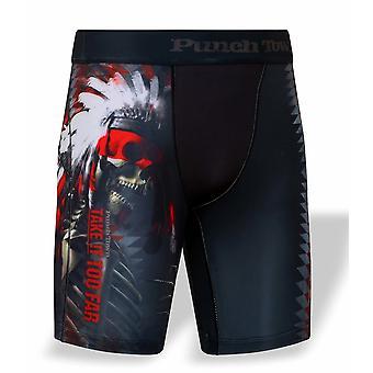 PunchTown Apache ヴェイルすべてショート パンツ