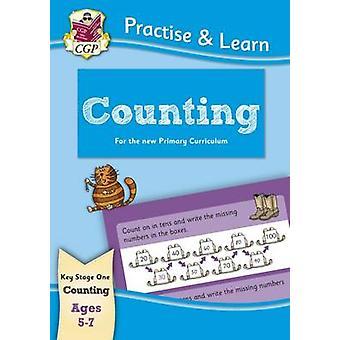 Uusi opetussuunnitelma harjoitella & Lue - laskenta iät 5-7 CGP kirjat -