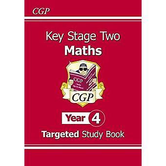 KS2 Matematiikka ampumataulu oppikirja - vuoden 4 CGP kirjoja - CGP - 978