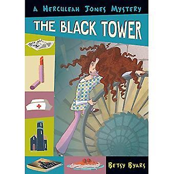 La torre negra (misterios de Herculeah Jones)