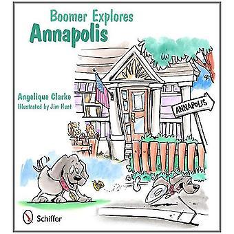 Boomer explore Annapolis