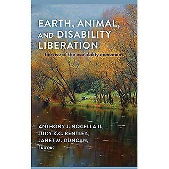 Tierra, Animal y la liberación de discapacidad: el aumento del movimiento Eco-capacidad