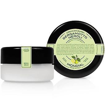 Mondial Bergamot Luxury Shaving Cream Tall Bowl  150ml