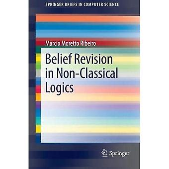 Belief Revision in Non-Classical Logics (SpringerBriefs in Computer Science)