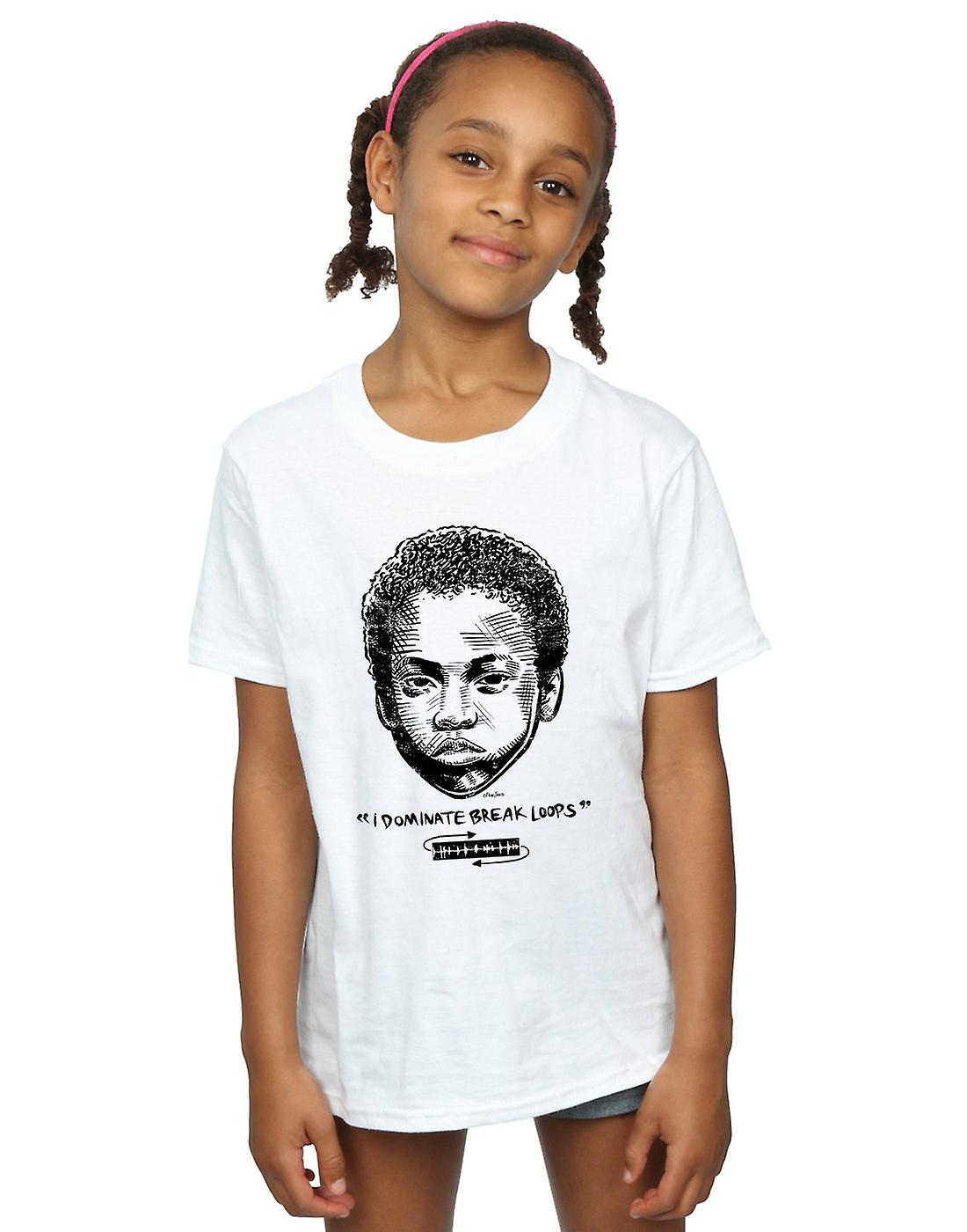 Pennytees Girls Break Loops T-Shirt
