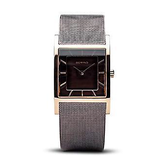 ברינג קוורץ נשים שעון אנלוגי עם רצועת נירוסטה 10426-265-S
