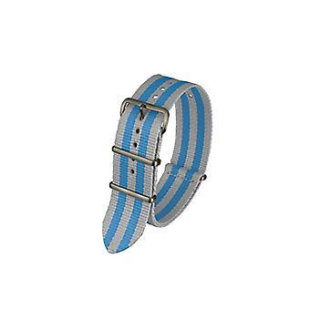 Davis watch strap, nylon, Unisex-adult (3)