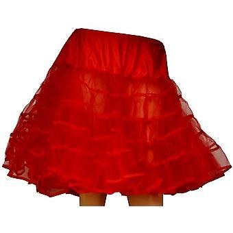 Petticoat Black Knee Length