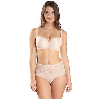 Aubade HK04 vrouwen Rosessence naakt D'ete Floral Lace Padded BH halve Cup beha