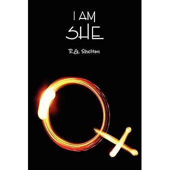 I AM SHE by Shelton & R.G.
