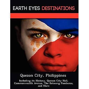 Quezon City Philippinen einschließlich seiner Geschichte Quezon City Hall Commonwealth Avenue der Batasang Pambansa und vieles mehr von Nacht & Sam