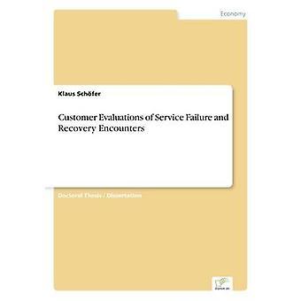 Kundenbewertungen von Service-Unterbrechung und Wiederherstellung Begegnungen von Schfer & Klaus