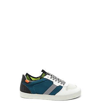 D.a.t.e. Ezbc177001 Men's Multicolor Leather Sneakers