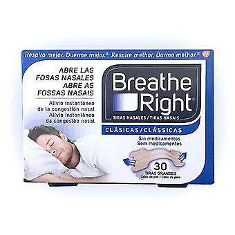 GSK Nasal Strips Breathe Right Large 30 pcs