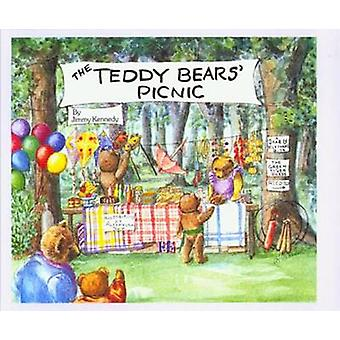 Teddy Bears' Pinic by Jimmy Kennedy - X J Kennedy - Alexandra Day - 9