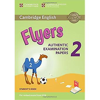 Cambridge English Young Learners 2 für überarbeitetes Examen ab 2018 Flyers