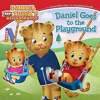 Daniel Goes to the Playground by Becky Friedman - Jason Fruchter - 97