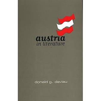 Austria in Literature by Donald G. Daviau - 9781572410657 Book
