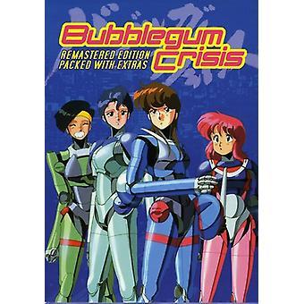 Importer des USA crise Bubblegun [DVD]
