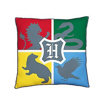 Harry Potter Alumni Square Cushion