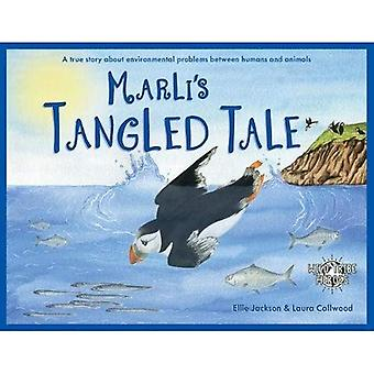 Marli's Tangled Tale: A true story about the problem of balloon releases. (Wild Tribe Heroes)