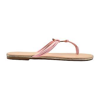 Via Rosa hyvät muoti sandaalit lipsahdus PU kesällä flip flop asunnot rengas