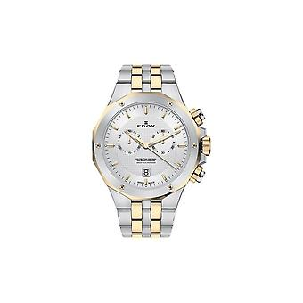Edox Men's Watch 10110 357JM AID Chronographs, Diver's Watch