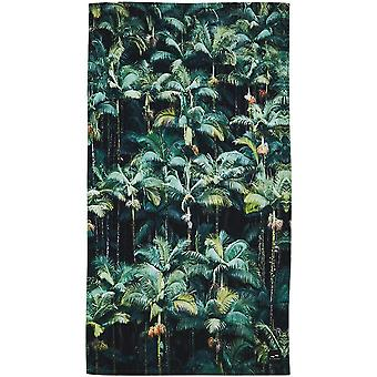 Slowtide Lau Beach Towel in Green