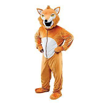 Bristol Neuheit Unisex Erwachsene Big Head Fox Kostüm