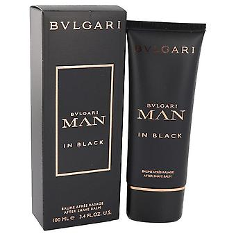 Bvlgari Man In Black After Shave Balm By Bvlgari   541694 100 ml