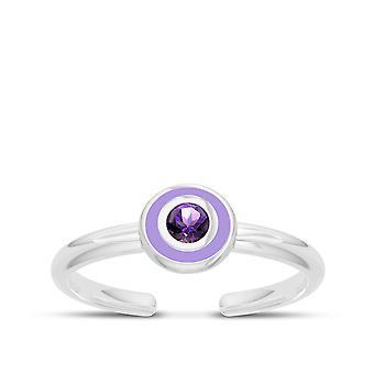 Steven universe ring in Sterling Zilver ontwerp door BIXLER