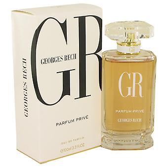 Parfum prive eau de parfum spray di georges rech 539235 100 ml