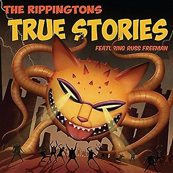 The Rippingtons - True Stories [CD] USA import