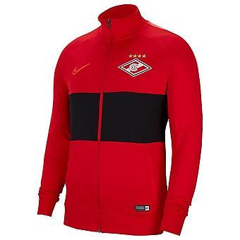 2019-2020 Spartak Moscow Nike I96 Anthem Jacket (Red)