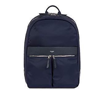 Knomo Mayfair Casual Backpack - 43 cm - 13.6 liters - Blue (Dark Navy)