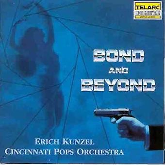 Erich Kunzel - Bond and Beyond [CD] USA import