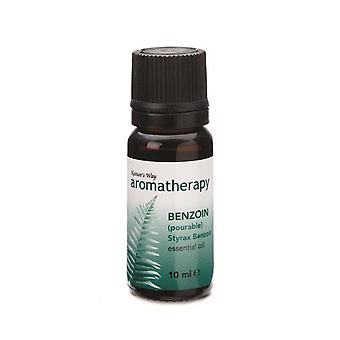 Natures Way Benzoin Oil 10ml