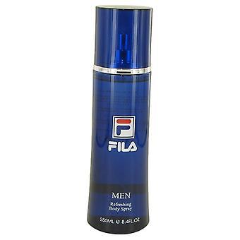 Fila body spray by fila 539876 248 ml