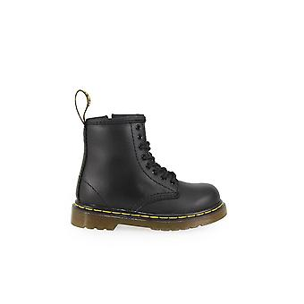 DR. MARTENS BROOKLE BABY BLACK BOOT