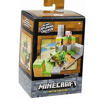 Minecraft - Mini Figure Environment Set - Crater Creator (DWV81)  Kids Toy