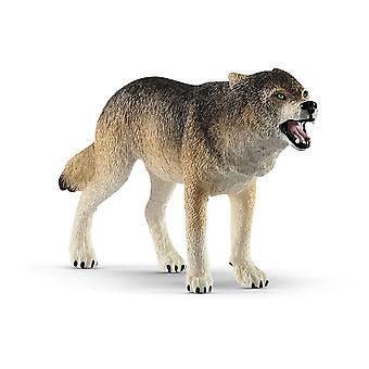 Schleich Wild Life Wolf Toy Figure (14821)